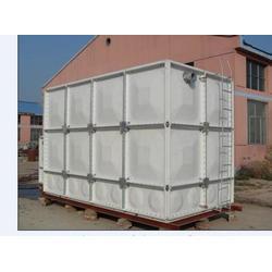 南阳玻璃钢水箱、大洋空调(优质商家)、装配式玻璃钢水箱图片