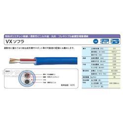 日本福电补偿导线VVFVX SOFURA图片