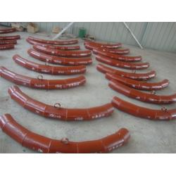 碳钢 陶瓷耐磨弯头-辽宁陶瓷耐磨弯头-旭盈管业图片
