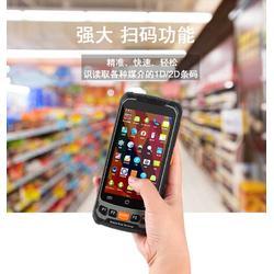 供应安卓系统PDA 一二维条码扫描工业手持机图片