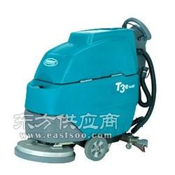 超市专用洗地机,坦能T3E手推式洗地机,优尼斯值得拥有图片