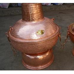 铜火锅定制-铜火锅-洛阳铜加工厂(查看)图片