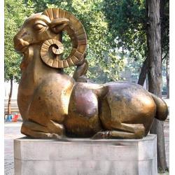 云南哪家专业做铜雕塑,铜雕塑,【洛阳铜加工厂实力商家】图片