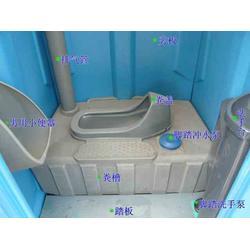 卓海科技(图)、移动式发泡厕所、辽宁发泡厕所图片