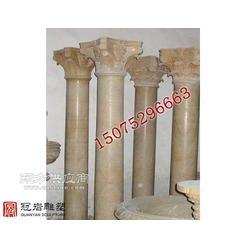欧式柱子定制_冠岩石材雕刻图片