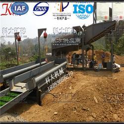 国内大型制造砂金设备厂家、滚筒选金设备机械图片