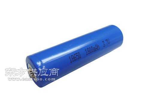 厂家供应18650锂离子电池