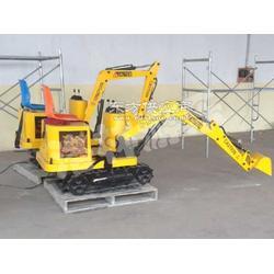 小型游乐设备挖掘机产品参数 挖掘机参数图片
