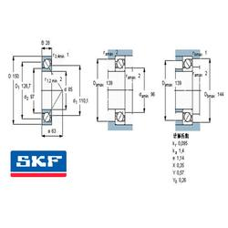 SKF NN3015/P4轴承-瑞典SKF-SKF进口轴承图片