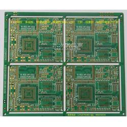 pcb金手指线路板 pcb多层线路板 pcb生产厂家 电子线路板加工厂ETW00008图片