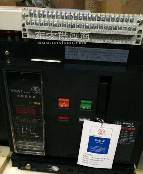 断路器共有47个二次回路接线端子;相同额定电流的抽屉式断路器具有