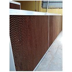 鑫福源风机配件(多图)、铝合金湿帘框包角、铝合金图片