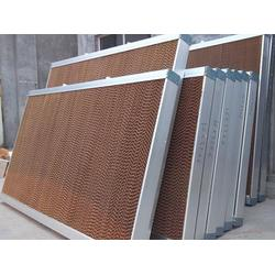 鑫福源风机配件(图)、铝合金湿帘框架、铝合金图片