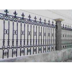 东平锌钢护栏-泰安世通铁艺生产公司-锌钢护栏图片
