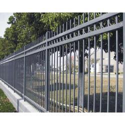 世通铁艺 工厂铁艺围墙-铁艺围墙图片