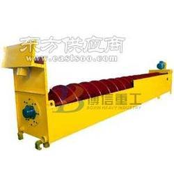 螺旋洗砂机博信新型设备订购图片