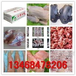 冷冻鸡胸肉生产厂家图片