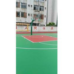 优踏体育-硅PU球场材料价优-苏州硅PU球场材料图片