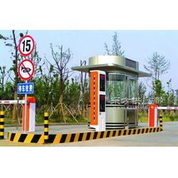 亿宝道闸安装、挡车器、停车场管理系统图片