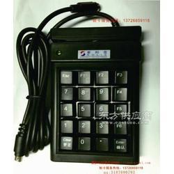 鹏芯隆磁卡刷卡器代理ID卡阅读器/磁条读卡器图片