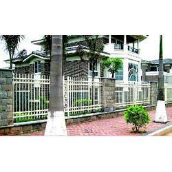 院墙安全防护护栏-安全防护护栏-玉东金属图片