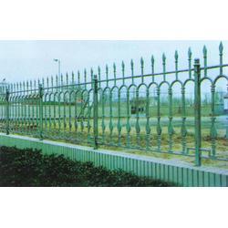 厂房安全防护护栏、安全防护护栏、玉东金属图片