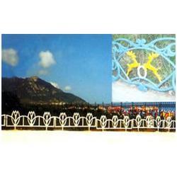 方管防护围墙|防护围墙|玉东金属(查看)图片