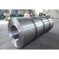 硅钙合金包芯线供应商-青海硅钙合金包芯线-大为冶金图片