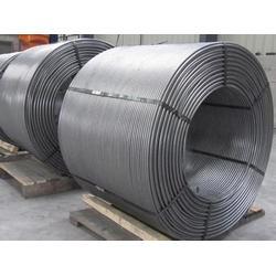 河南硅钙包芯线,大为冶金耐材公司,硅钙包芯线公司图片