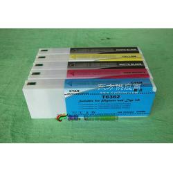 厂家供应国产爱普生9700代用原装墨盒EPSON一次性兼容打印机墨盒图图片