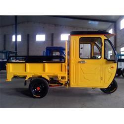 半棚电动三轮车-元芳车业-半棚电动三轮车生产厂家图片