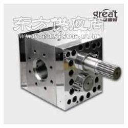 熔体计量齿轮泵图片
