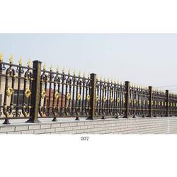 陕西铝合金围墙|鼎鑫营顺|铝合金围墙护栏图片