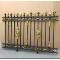 鼎鑫营顺、铝合金围栏、别墅铝合金围栏图片