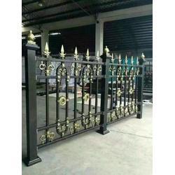 鼎鑫营顺(图)|围墙铝合金栏杆|烟台铝合金栏杆图片