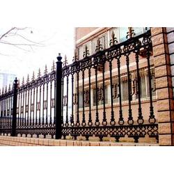 锌钢护栏围栏栅栏、青岛锌钢护栏、鼎鑫营顺图片