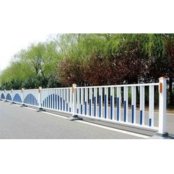 滨州塑钢护栏,鼎鑫营顺(优质商家),pvc道路塑钢护栏图片