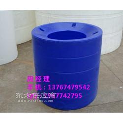 哪里有5000L耐酸碱溶盐箱 5立方混凝土搅拌桶 5吨化工搅拌罐厂家图片