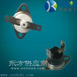 KSD301高温陶瓷壳体手动复位温控器温控开关图片