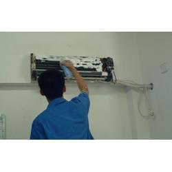 家用空调维修公司、海格制冷(在线咨询)、宜阳县家用空调维修图片