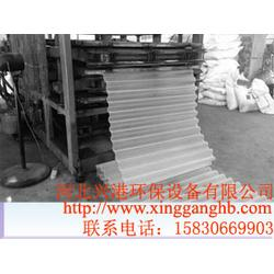 斜管填料_兴港环保设备_斜管填料种类图片