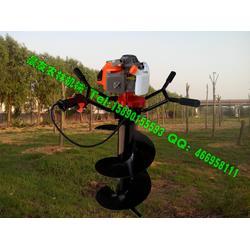 小型挖坑机实正惠-晨友农林机械(在线咨询)张家界小型挖坑机图片
