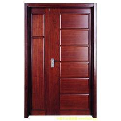 富美豪门业服务好 钢木室内套装门-室内套装门图片