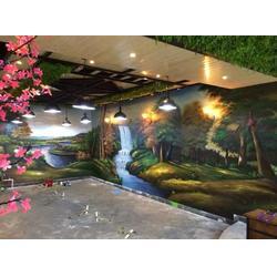 独家记忆手绘墙壁画(图)、欧式壁画、江西壁画图片
