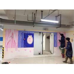 南昌哪有手绘墙公司、幼儿园手绘墙画、宜春手绘墙图片