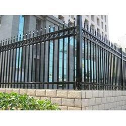 锌钢社区护栏-护栏-临朐宏铭金属厂(查看)图片