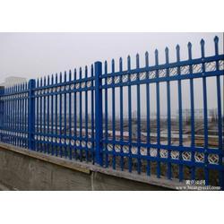 宏铭金属、别墅锌钢围墙、锌钢围墙图片