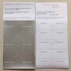 EMPA PVC受色膜PVC溢色膜原装瑞士进口受色膜图片