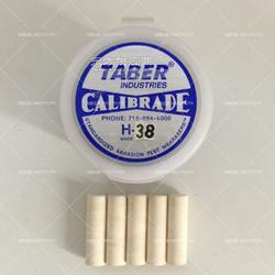 美国TABER磨头H-38磨头H-38 磨耗条TABERH-38磨头TABERH-38橡皮擦图片
