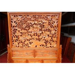 木雕屏风、东阳木雕屏风、老手艺木雕质量为本(查看)图片